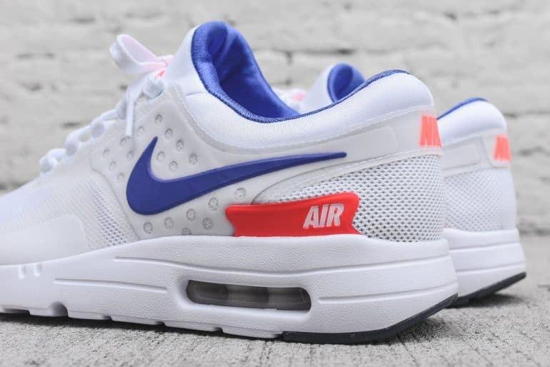 Nike Air Max Zero QS Ultramarine's Are Almost Too Clean