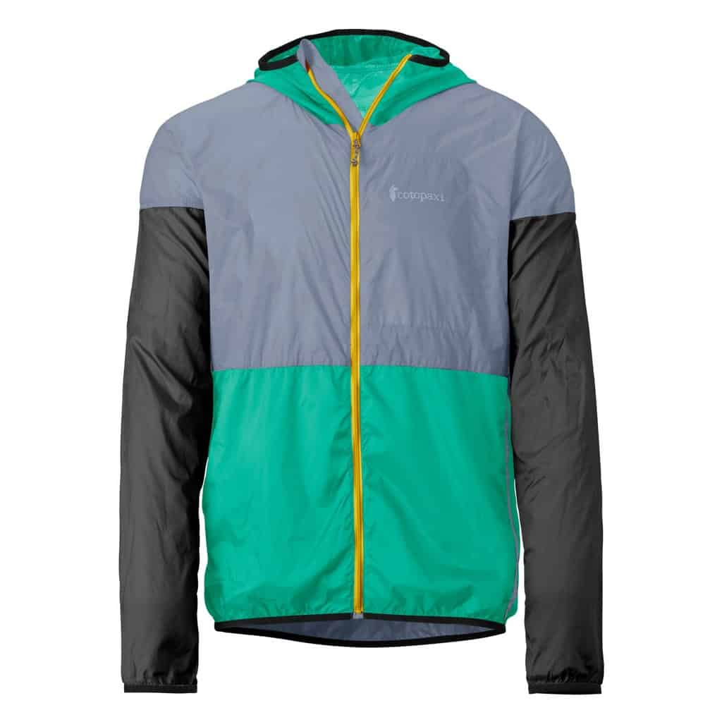 Cotopaxi Full-Zip Teca Windbreaker