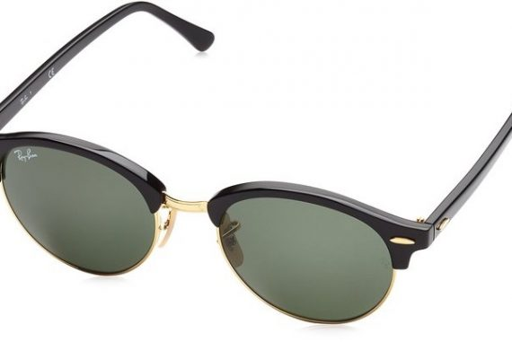 Ray-Ban RB4246 Clubround Unisex Sunglasses