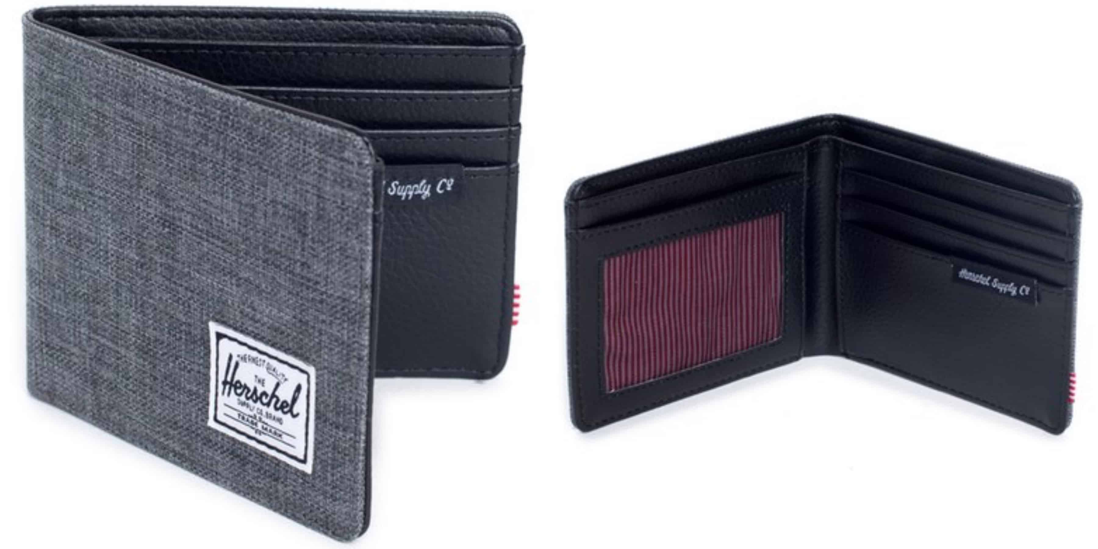 how to put a money clip into wallet