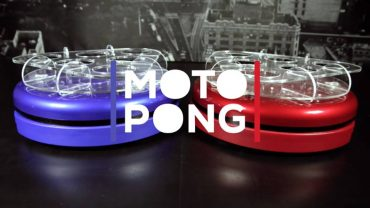 Moto-Pong Motorized Beer Pong