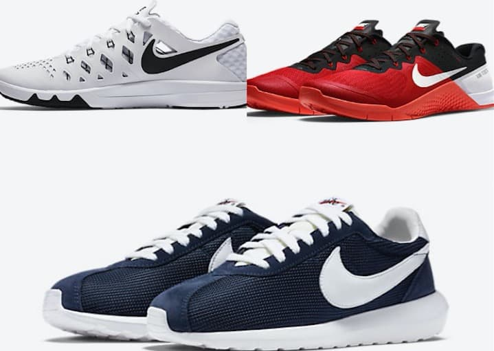 nike mens sneakers clearance