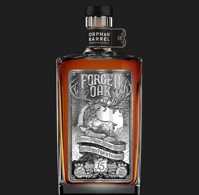 Orphan Barrel Forged Oak Rare Whiskey