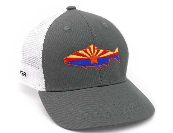 Rep Your Water Arizona Hat