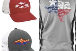 Rep Your Water Fishing Hunting Gear