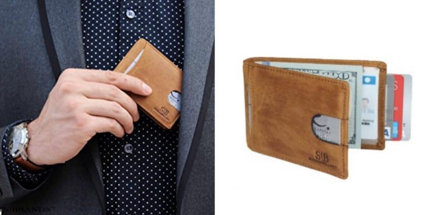 Best Rfid Travel Wallets