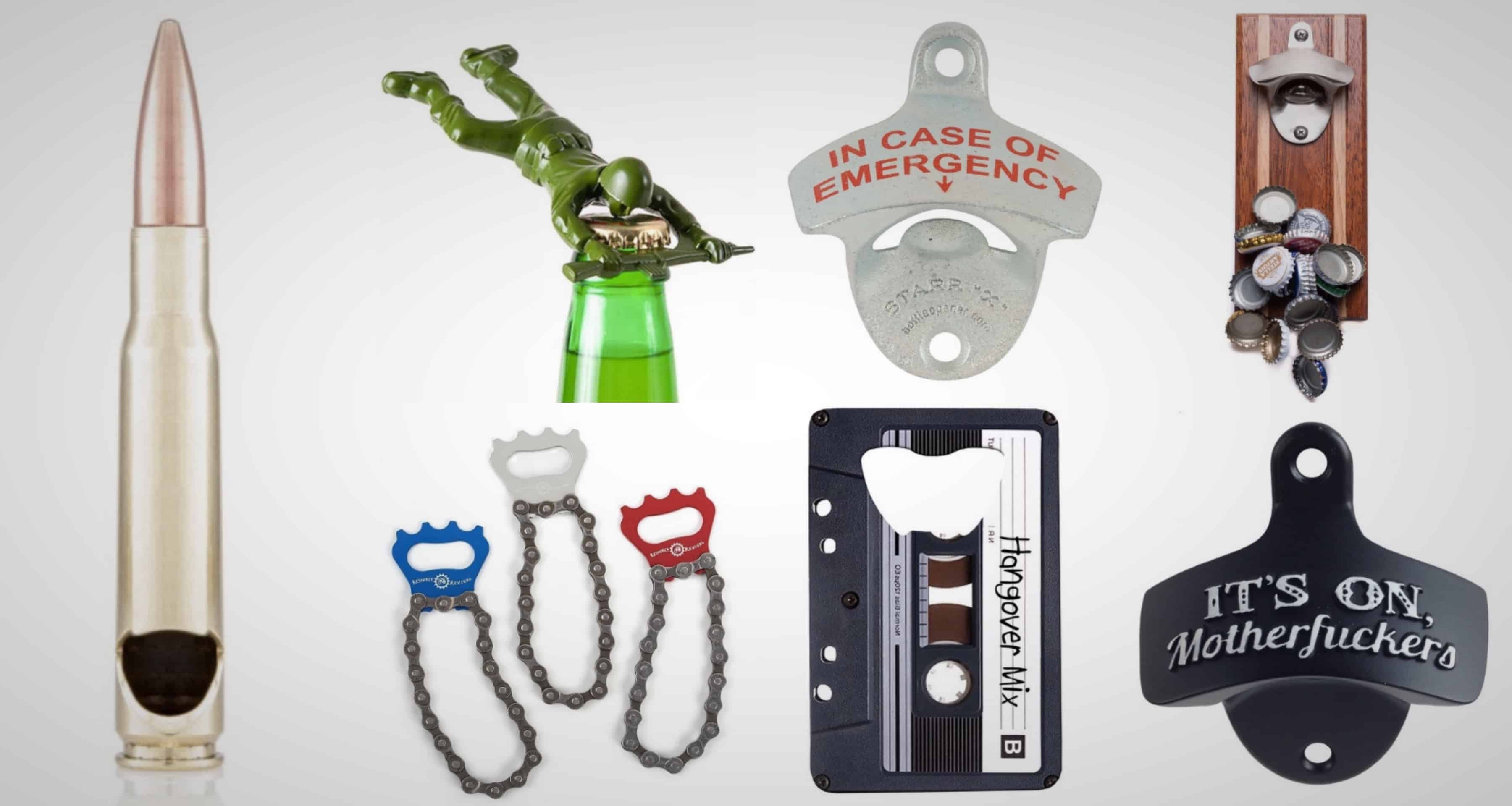 30 Coolest Bottle Openers For Every Home Bar The Daily Want