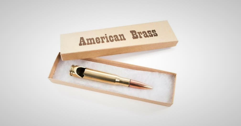 gifts-for-gun-lovers-bullet-bottle-opener