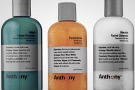Men's Skincare Anthony Best Of