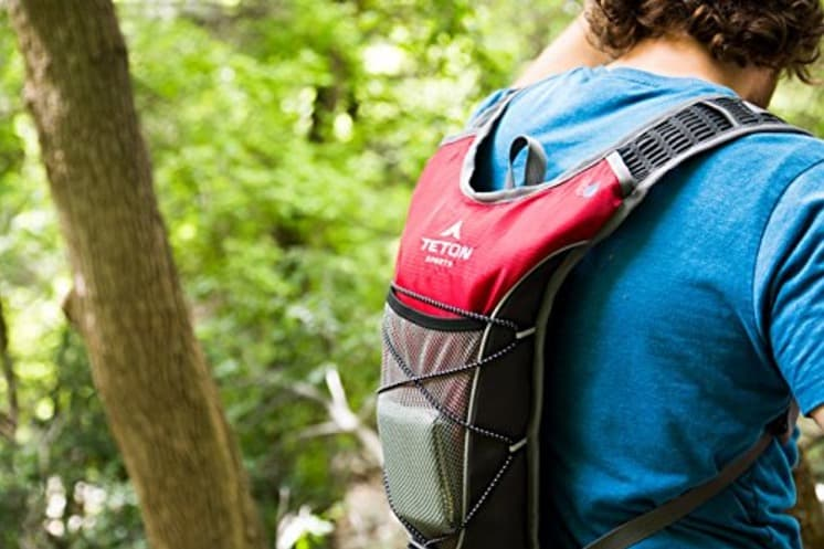 Don't Go Hiking Without The TETON Sports Trailrunner Hydration ...