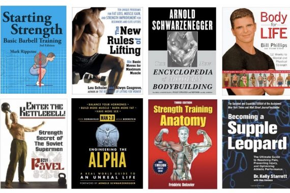 best fitness books 2017