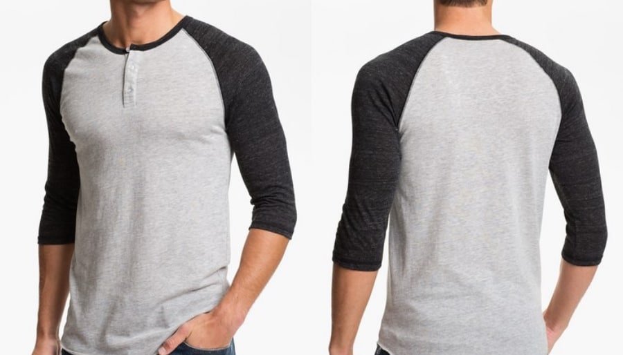This summer, every guy should be wearing a white Henley shirt. Here are ten that prove it's the best, most versatile shirt out there.