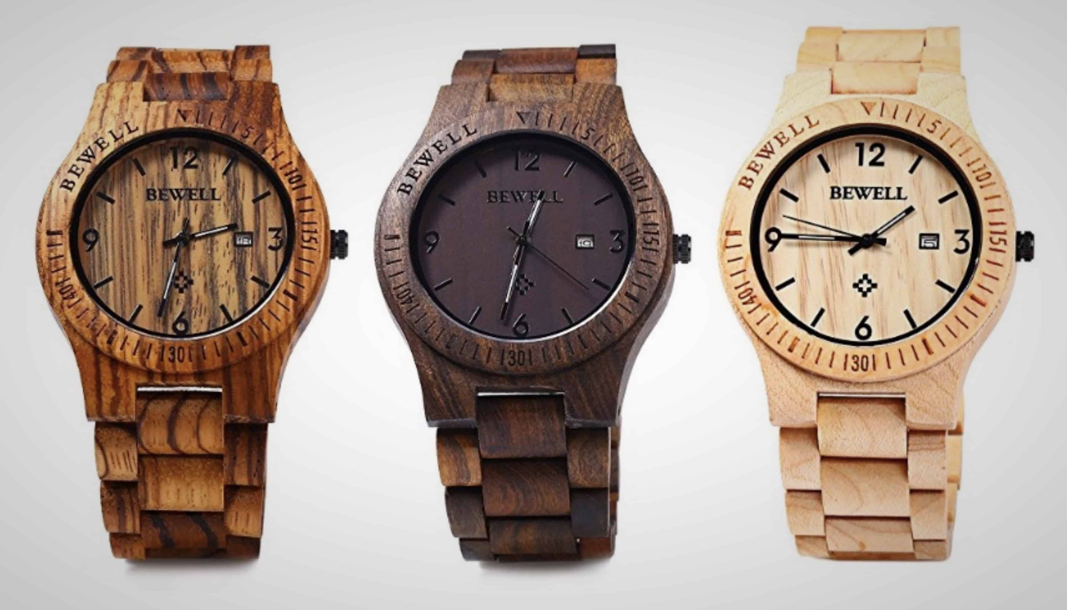 giveaway review wristwatches amp wooden mens well topwell eat wood explore amazon ten jord watch of watches date unique adjustable