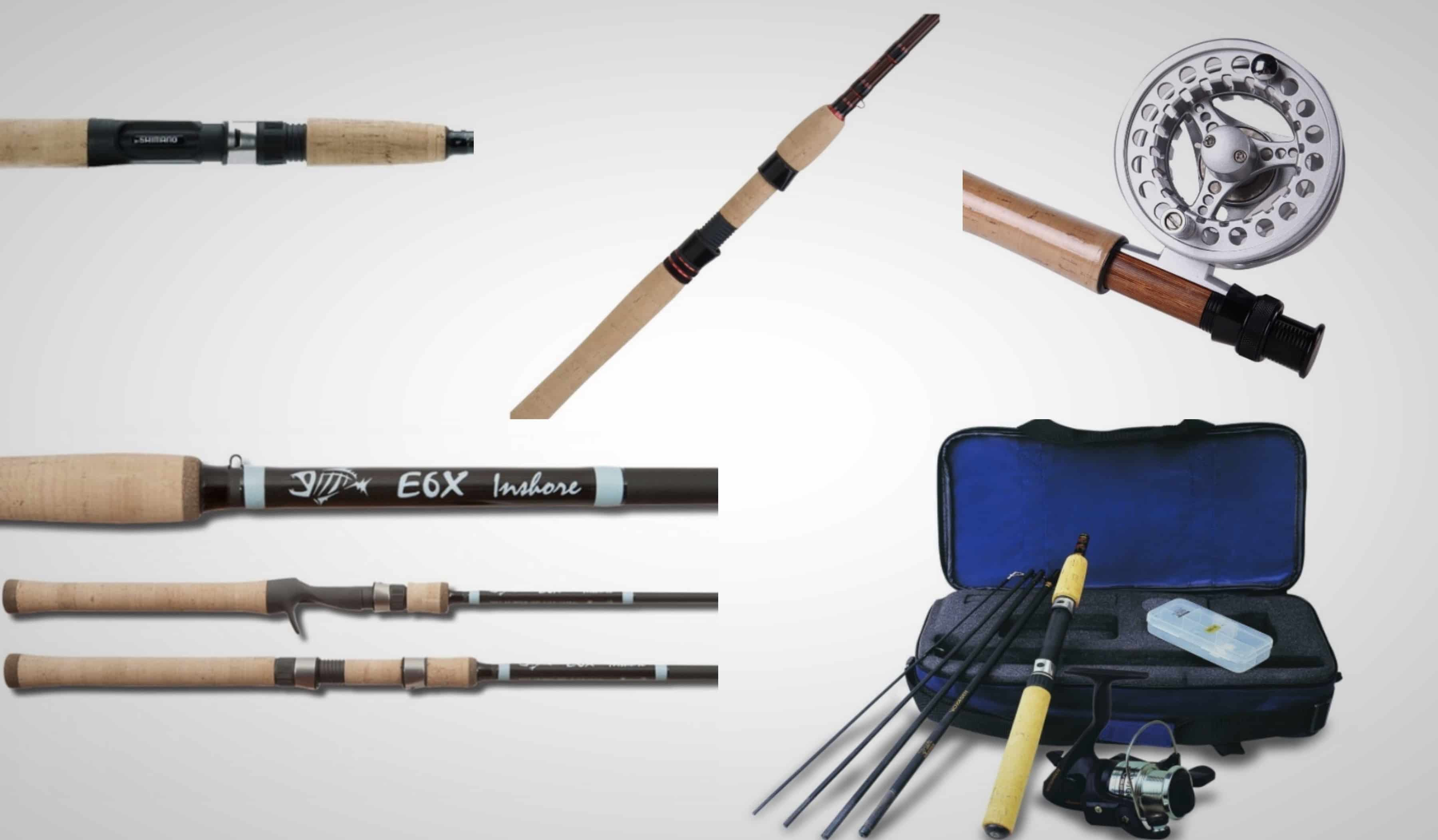 11 best saltwater fishing rods for all types of fishing