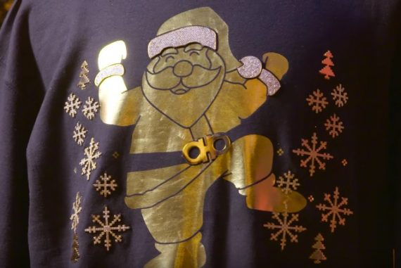 world's most expensive ugly christmas sweater