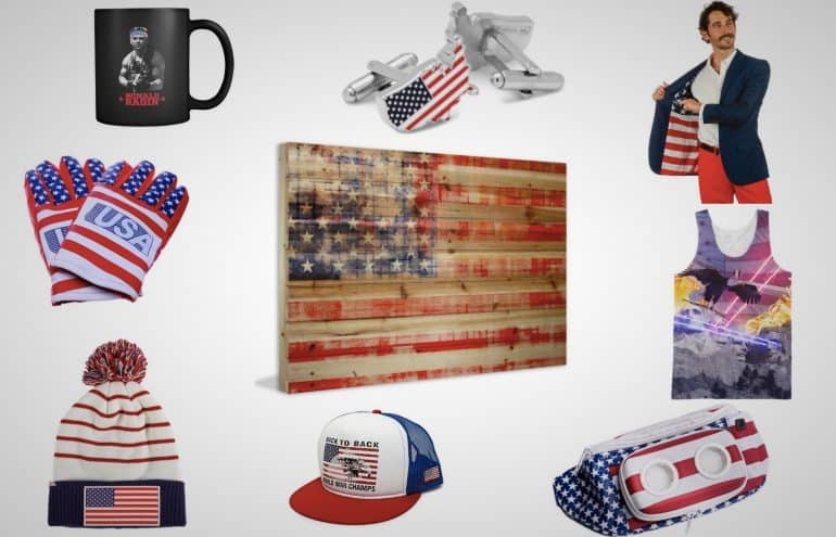 6253c7f52aa 20 Patriotic Gifts For Men Who Are American AF - The Daily Want