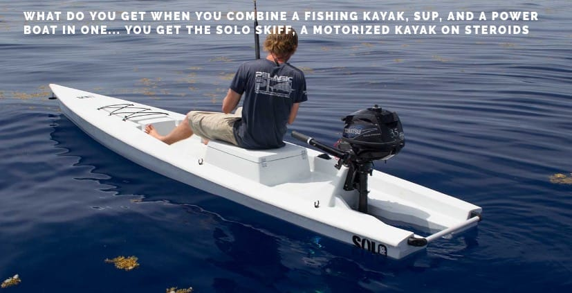 Mercedes Maybach G650 Price >> Solo Skiff Is The Ultimate Fishing Machine For Avid Outdoorsmen