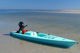 Solo Skiff Fishing PWC