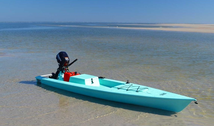 Solo skiff is the ultimate fishing machine for avid for Solo fishing canoe