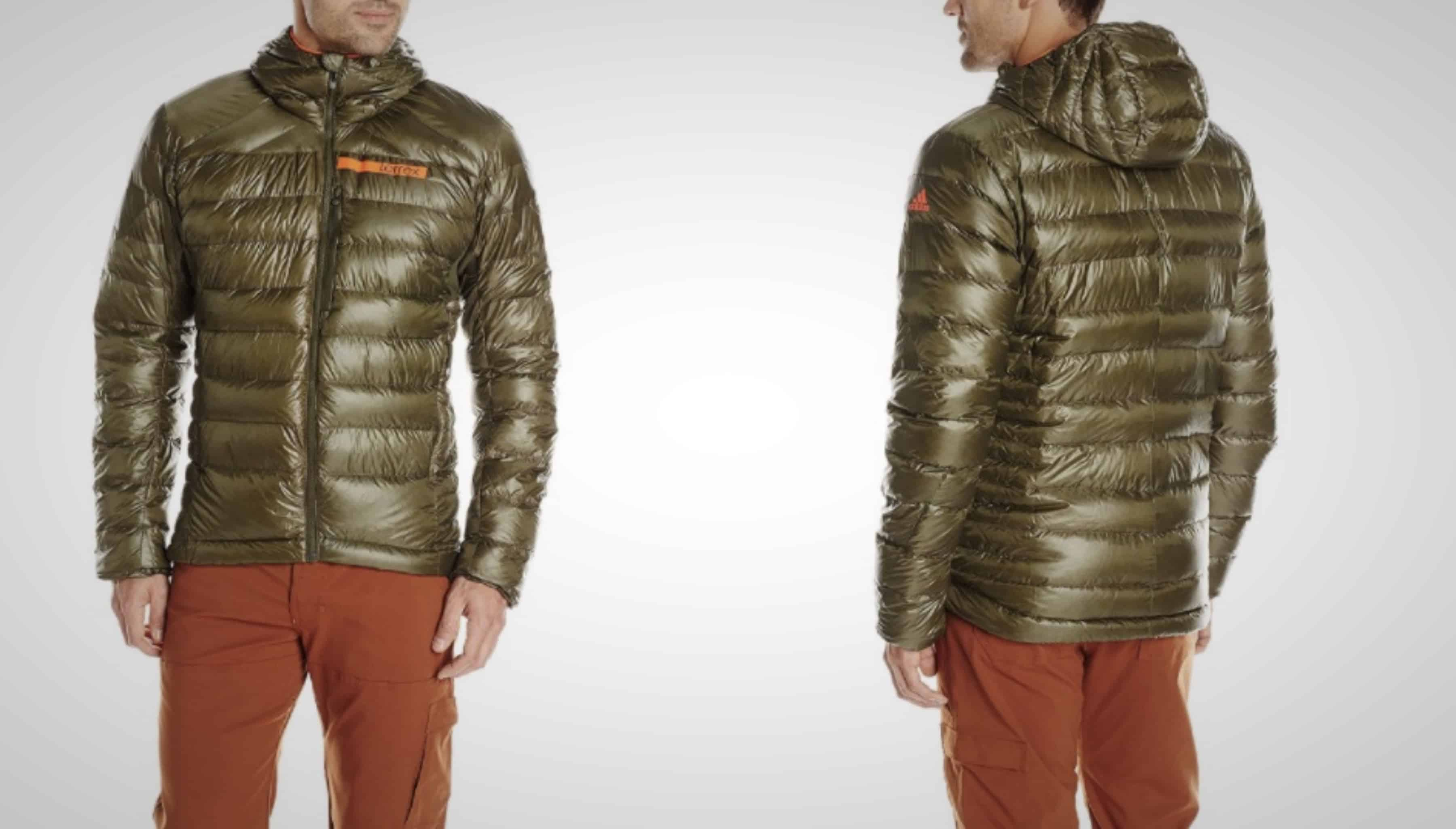 Adidas Terrex Men's Down Jacket