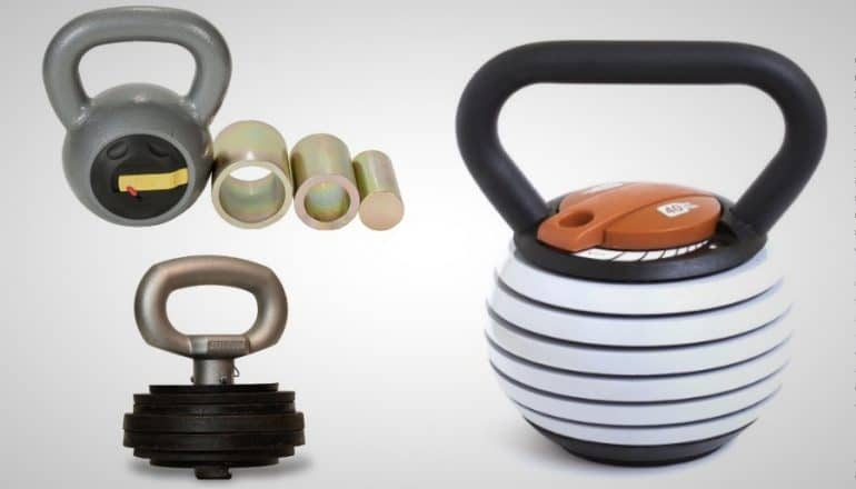 best adjustable kettlebells