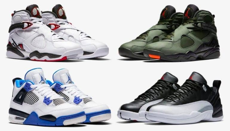 pretty nice d04ea 59d38 The 10 Best Air Jordan Retro Releases In 2017 - The Daily Want
