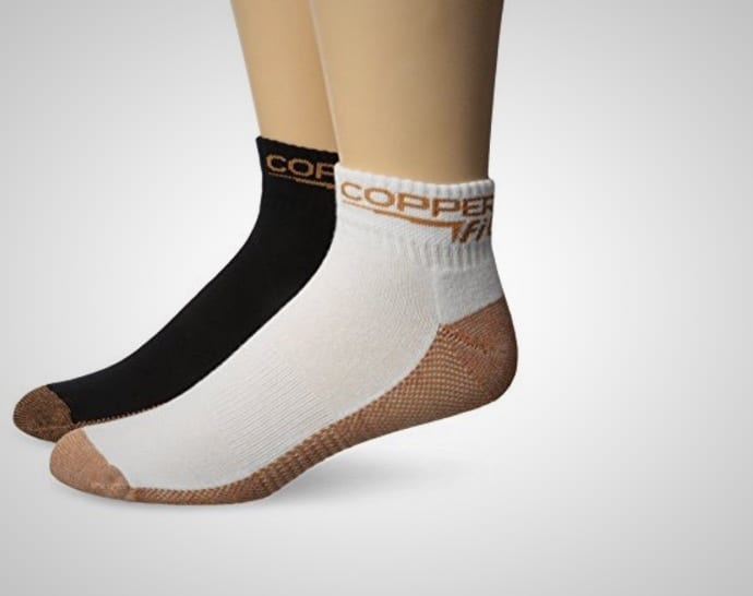 Compression socks with firm feel and stretch are best men socks that everyone should have in their wardrobe collection. These socks will not only project mmHg Firm graduated compression but will also hide scars, blemishes and veins for the value added pleasure of the wearer.