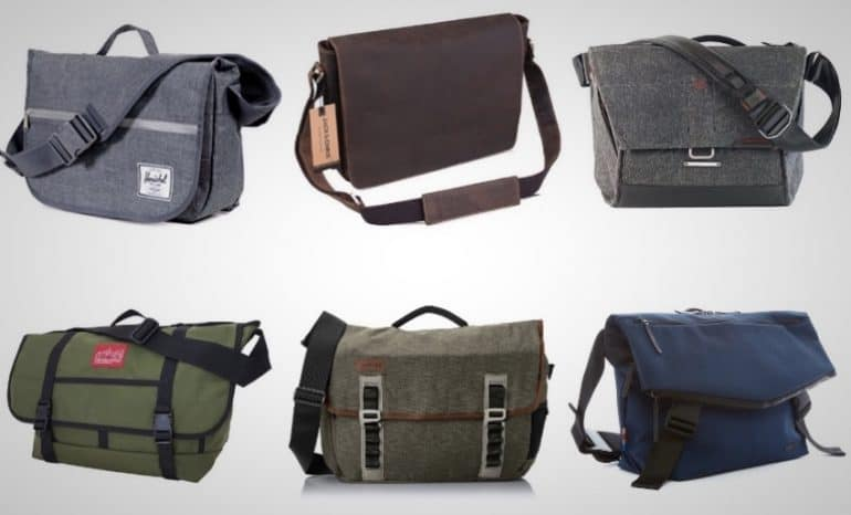 f07be419c884 15 Best Messenger Bags For Men On The Market Right Now