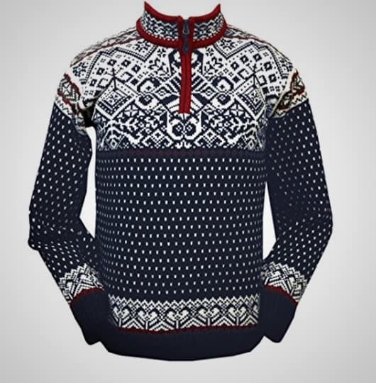 ICEWEAR Baldur Norwegian Cotton Sweater