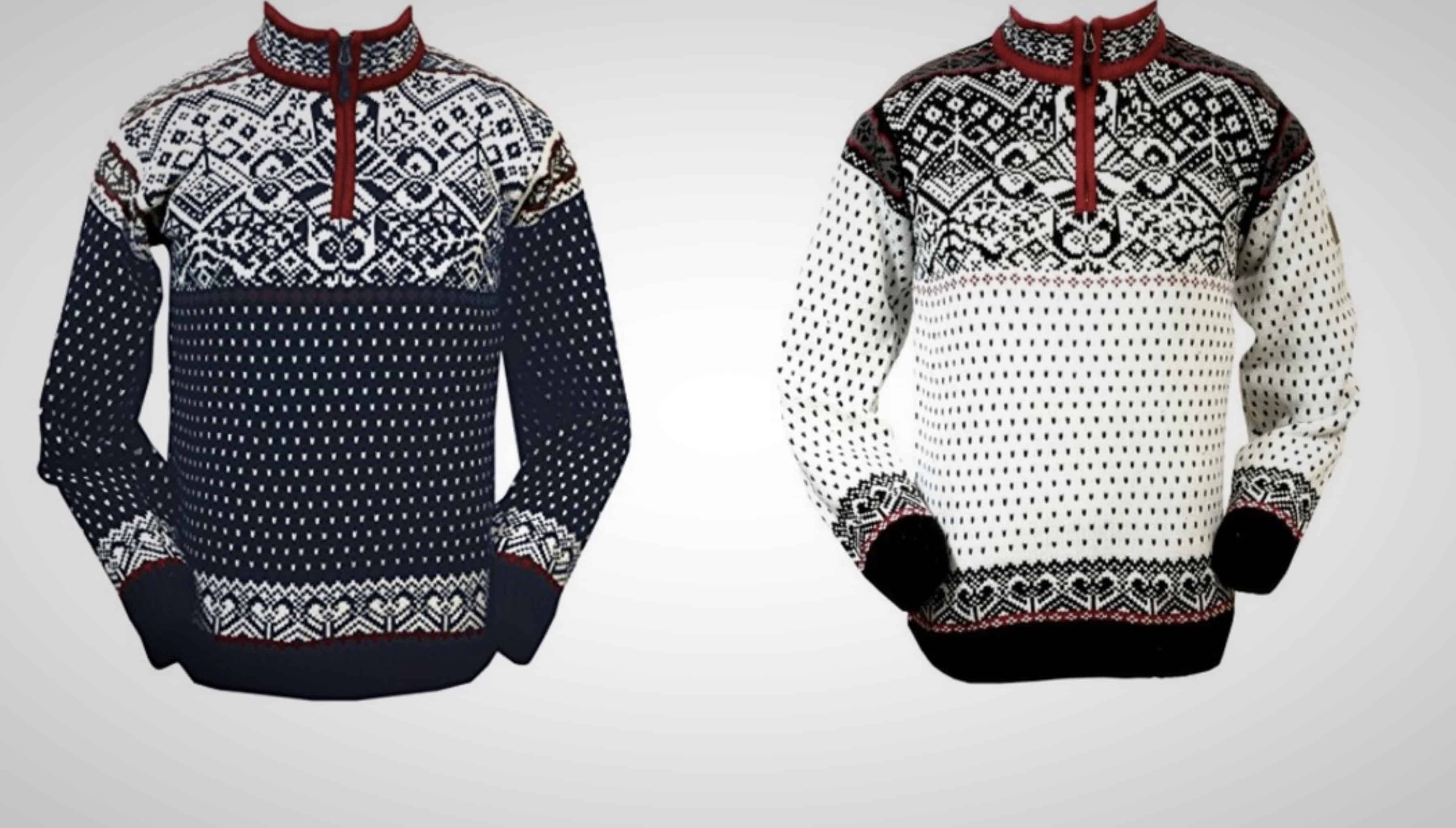 Stay Warm With ICEWEAR Norwegian Cotton Sweaters | The Daily Want