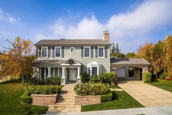Rob Kardashian Calabasas Home For Sale