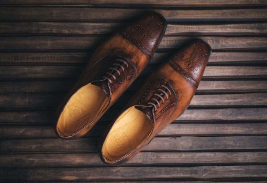 design your own dress shoe with undandy bespoke