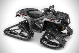 Can-Am Apache Backcountry ATV