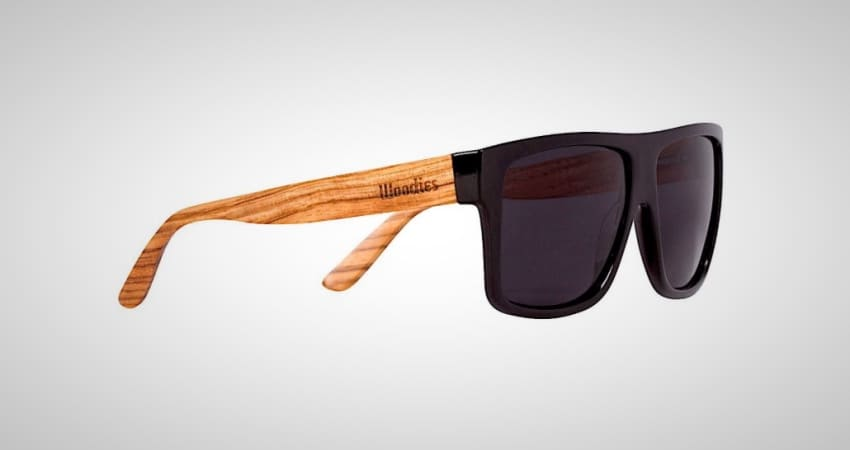 03b92204a9 Woodies ZebraWood Sunglasses. best men s sunglasses under  100