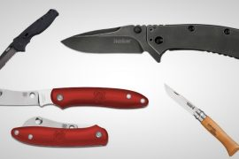 best pocket knives under 50