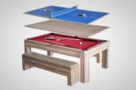 pool table ping pong