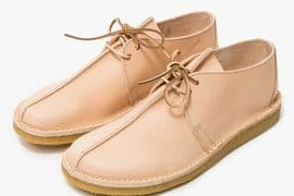 Clarks Originals Veg Tan Leather