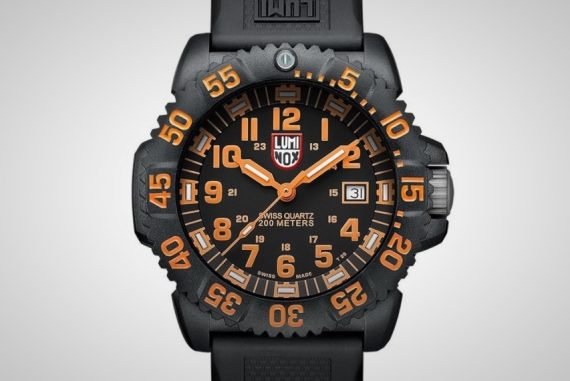 Luminox Evo Navy Seal Colormark Watch
