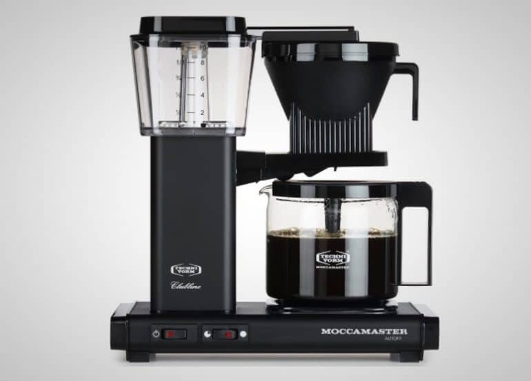 Coffee Gifts For Men Moccamaster KGB Coffee Machine