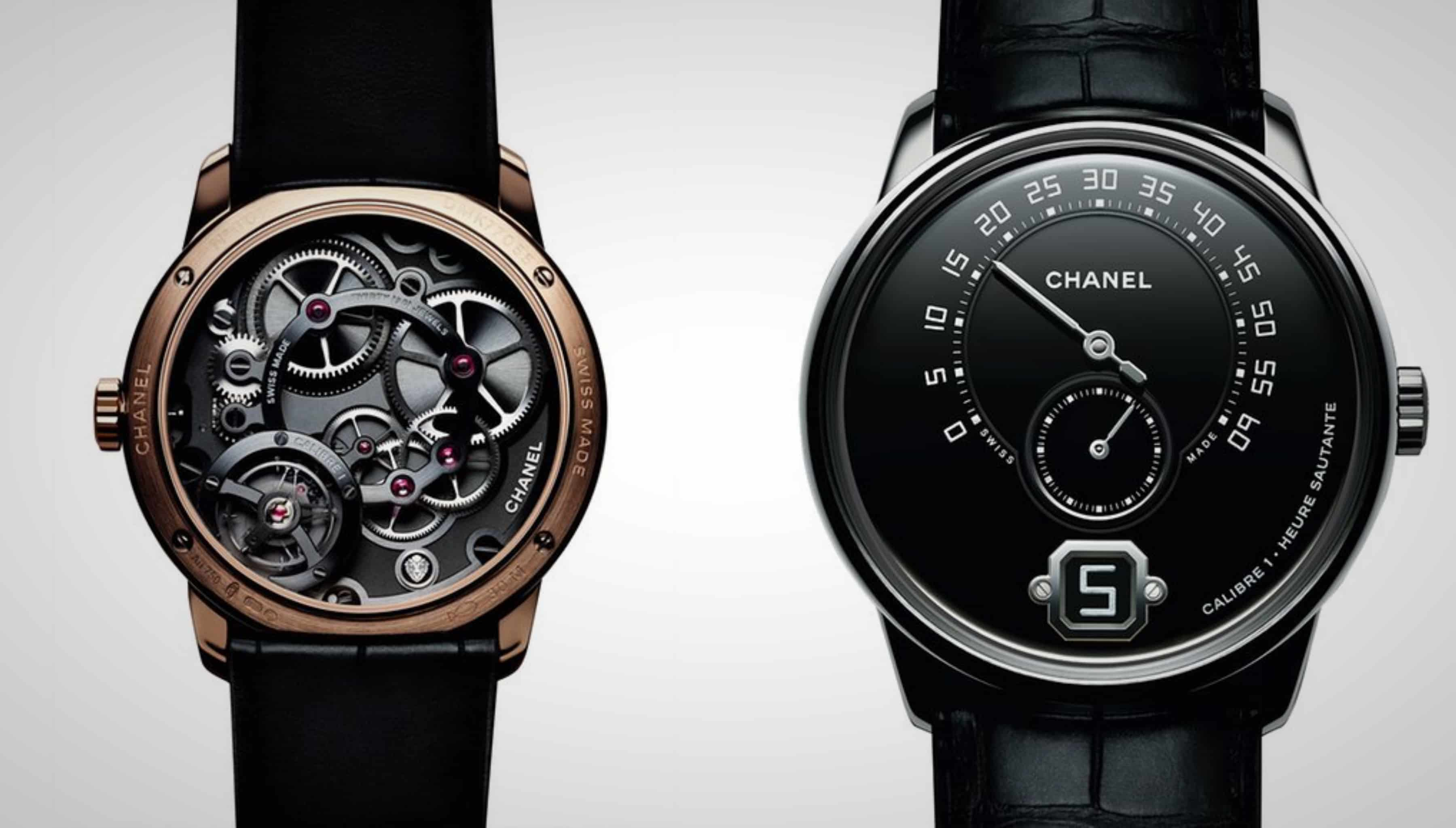 Chanel Limited Edition Watches