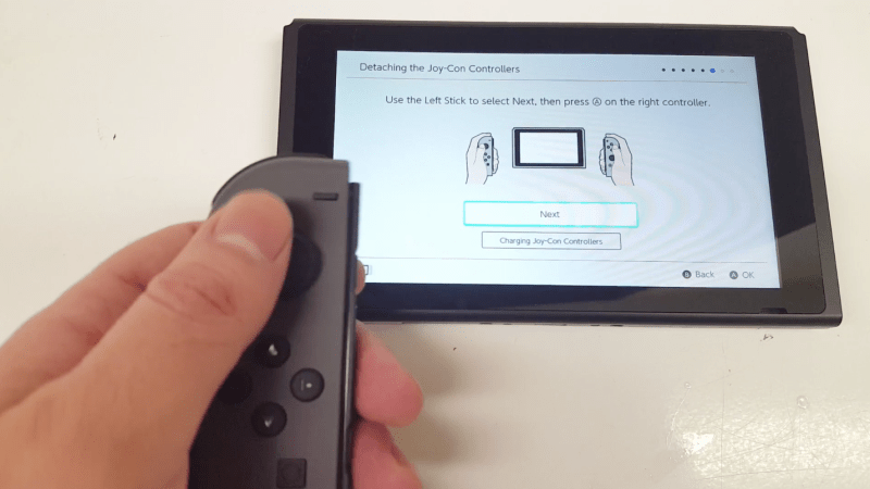 nintendo switch leak