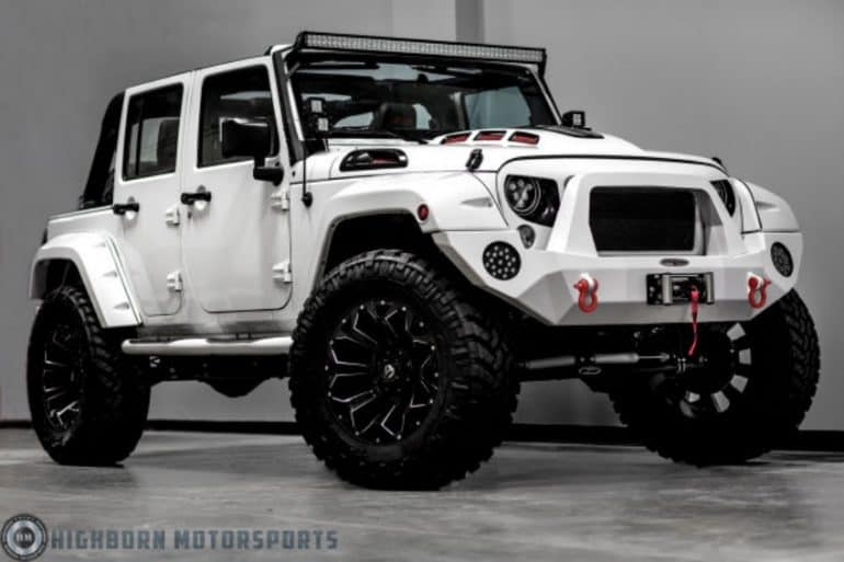 AMC VIN likewise La Auto Show 2018 Jeep Wrangler Is Ready To Rock With Refinement together with Custom Stormtrooper Jeep Wrangler as well Mpg further Watch. on green jeep wrangler