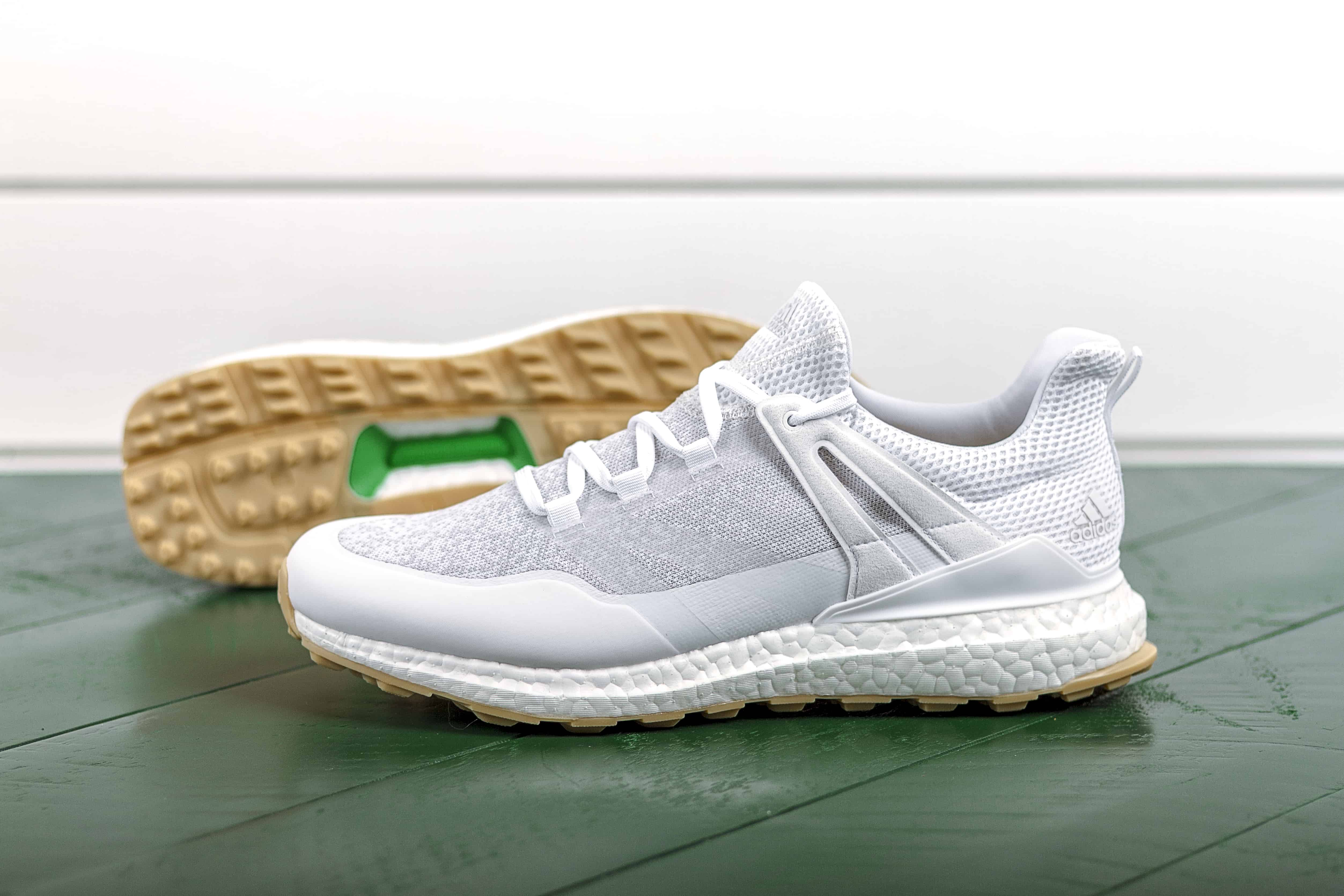 Adidas Golf Reveals Masters Inspired Crossknit Boost Golf Shoes The Daily Want