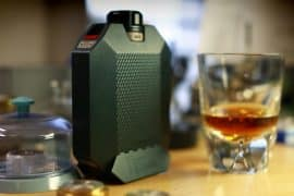 Macallan Urwerk Flask