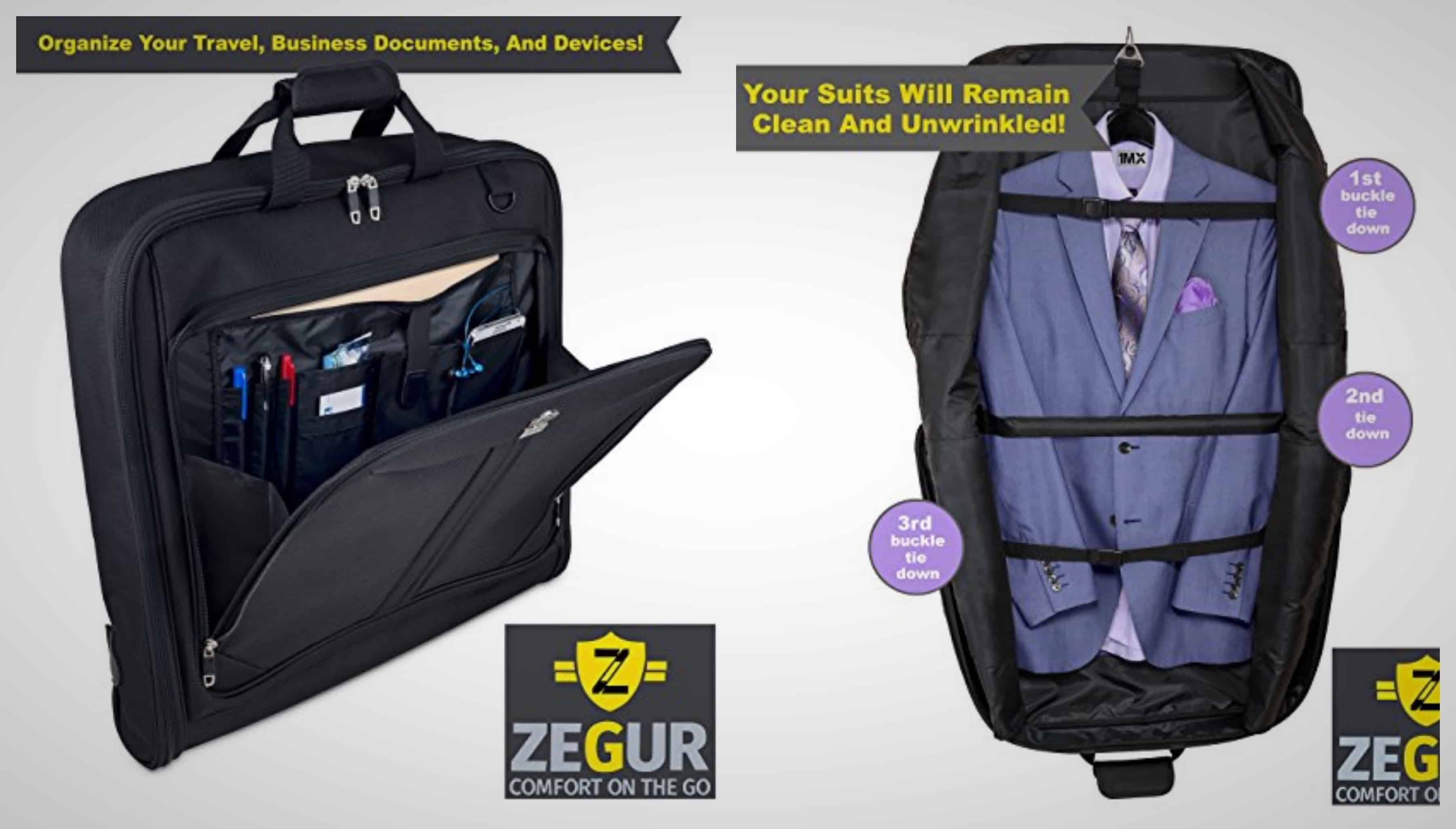 best luggage garment bag
