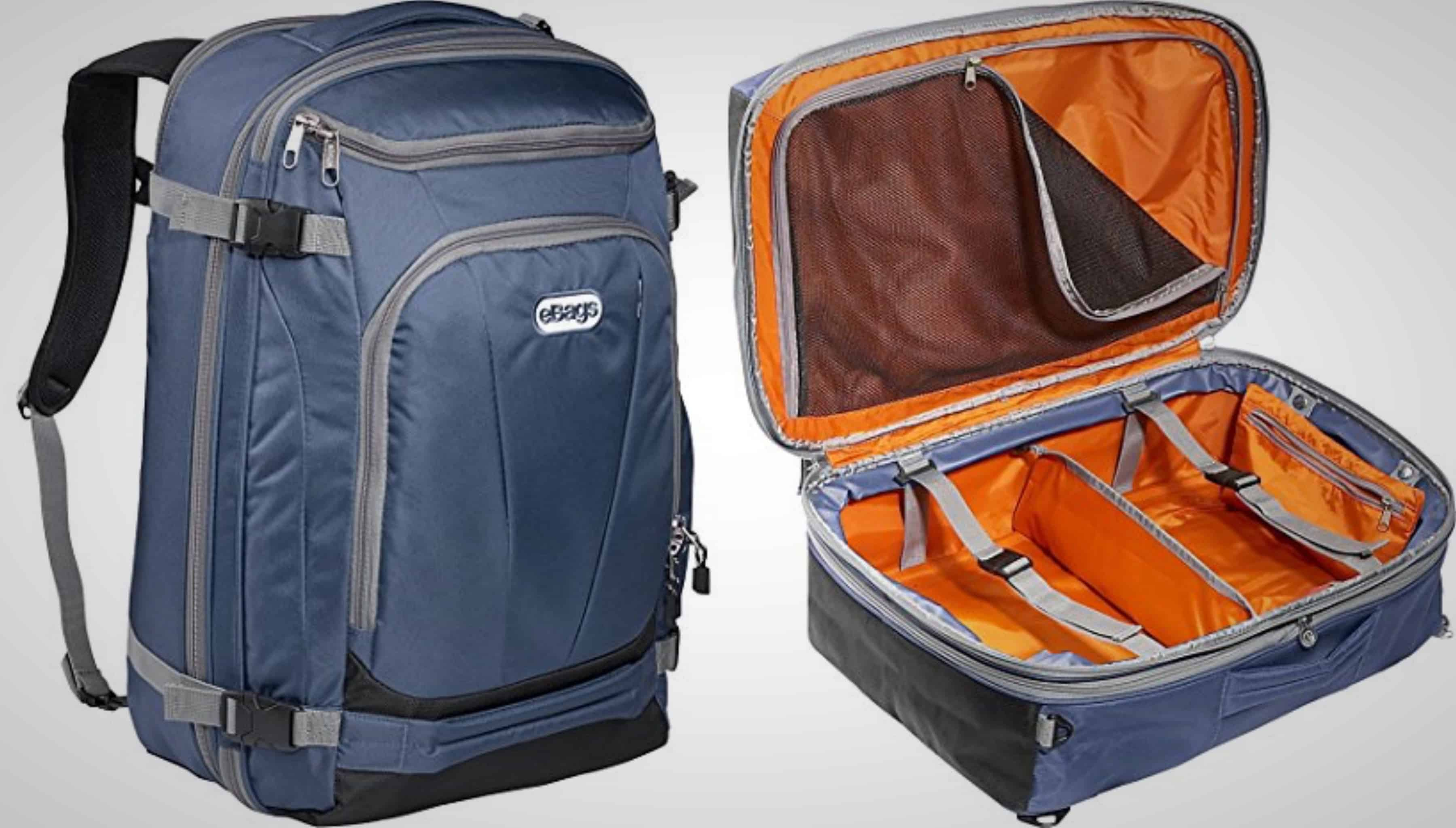 best luggage travel backpack weekender