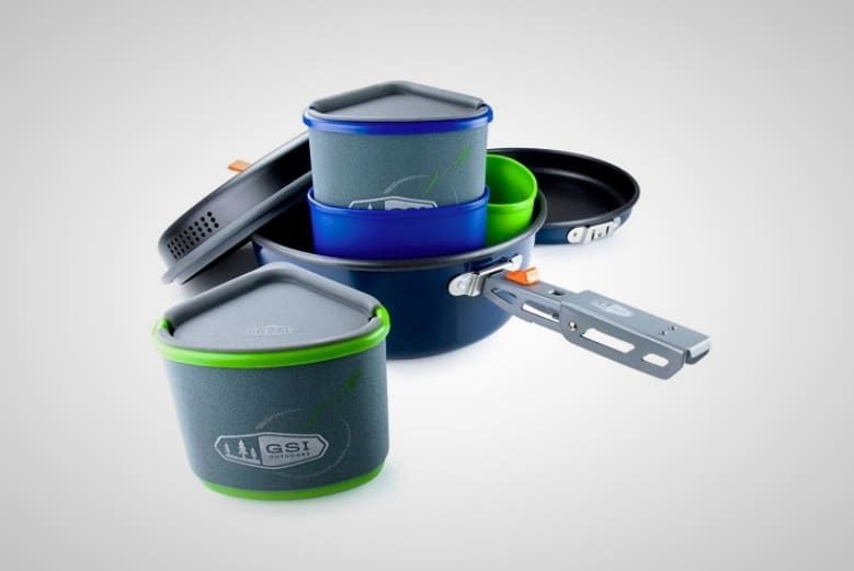 Bugaboo Backpacker Cookware Set Camping