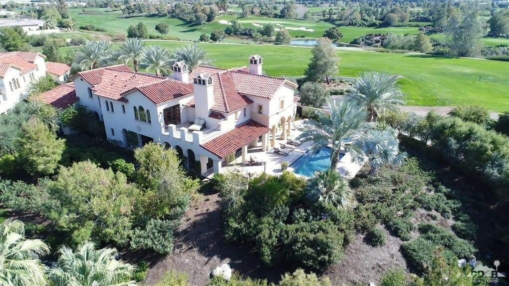 Golfer Fred Couples Just Sold This Stunning La Quinta