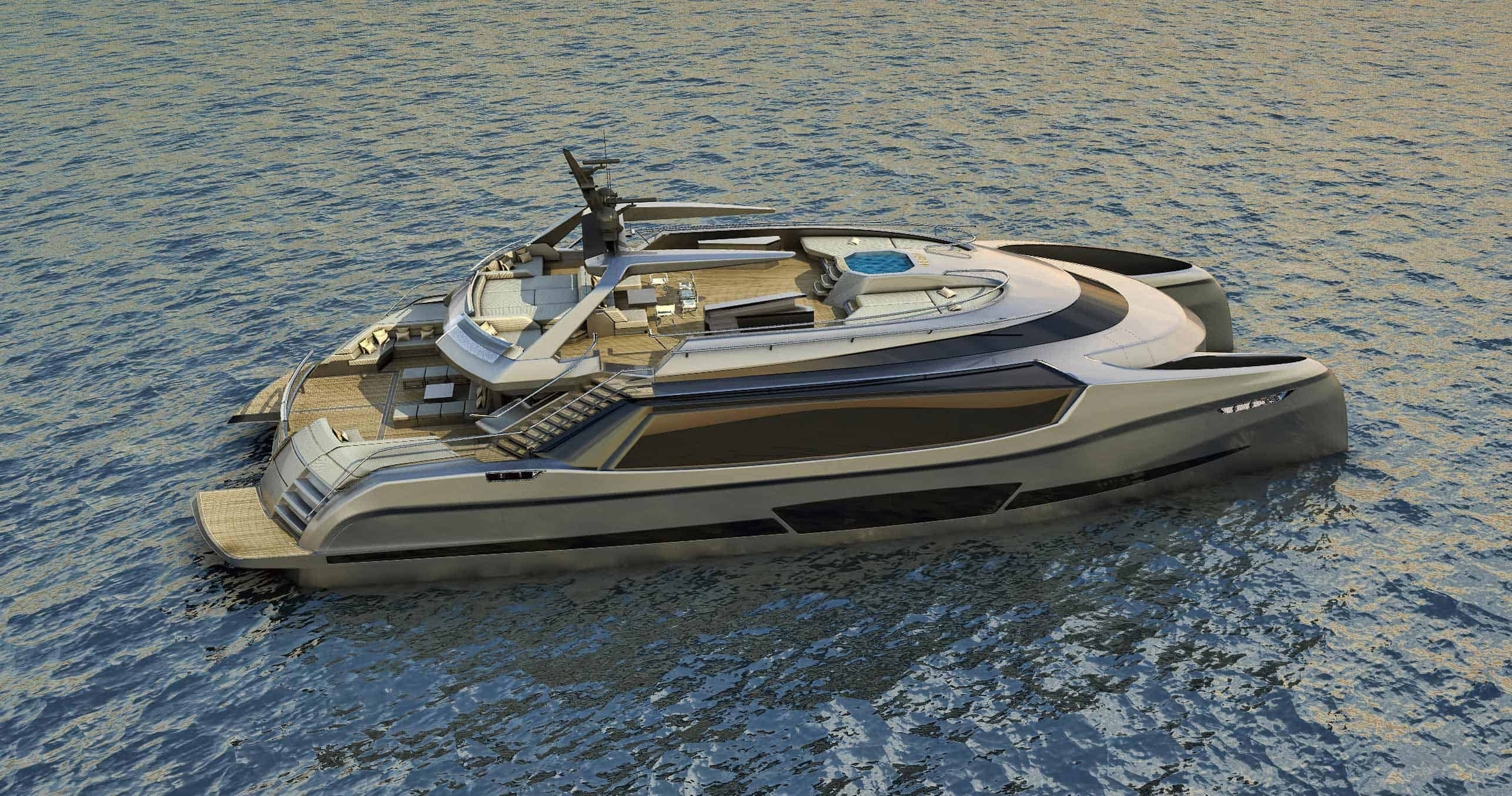 Ego Superyacht Catamaran
