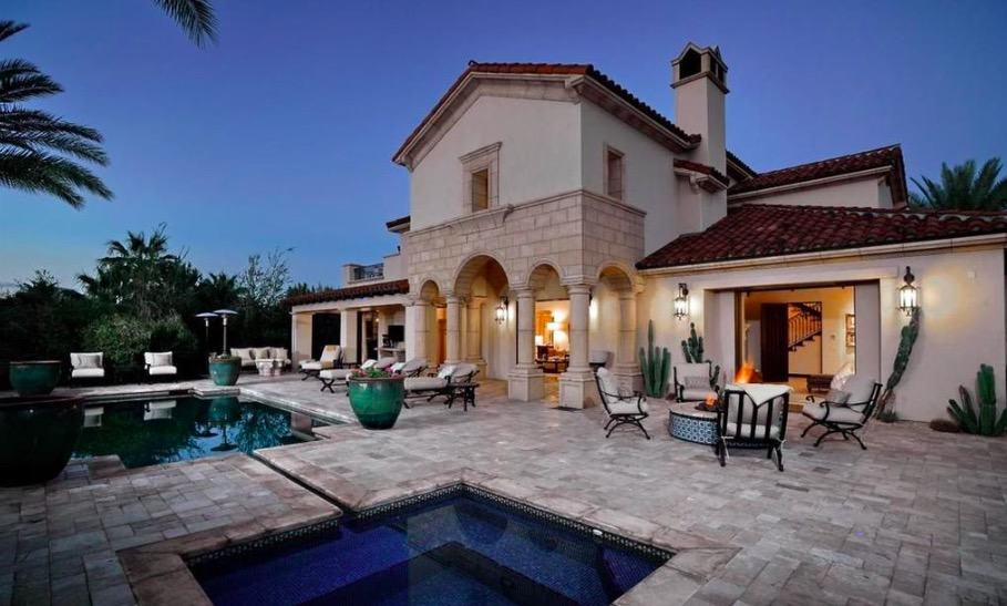 Golfer Fred Couples Just Sold This Stunning Quinta